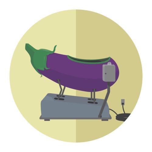 Eggplant Ride