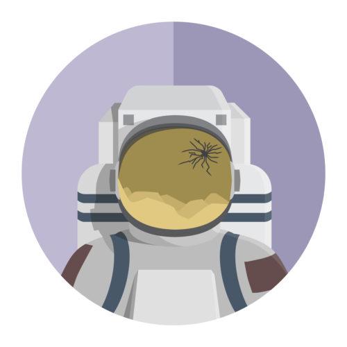 Endangered Astronaut