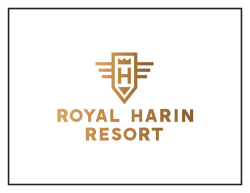 Logo Concept: Royal Harin Resort