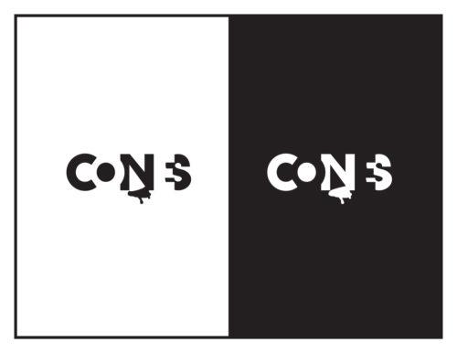 Logo Concept: Cones (Ice Cream Parlor)